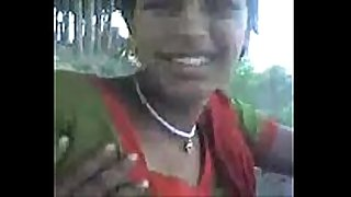 Desi sangali village BBC whore showing milk sacks to love...