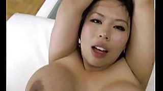 Thick sexy asian bitch drilled hard on web camera - w...