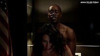 Lisa edelstein - from behind sex scene, dark li...