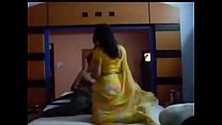 Sexy gujarati bhabhi and spouse honeymoon at h...