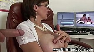 Horny aged white lascivious black cock sluts sonia gets a sperm flow